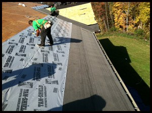 Basic Roof Construction Tuttle Contracting